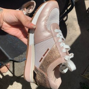 Michael Kors Women's Allie Trainer Sneakers